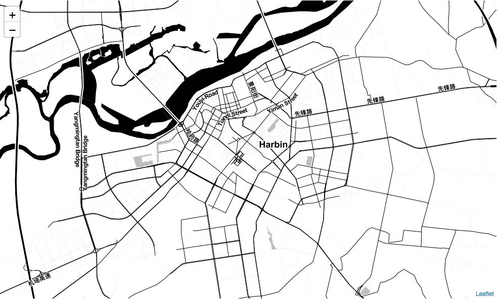 folium:地图数据可视化库- 开发者头条