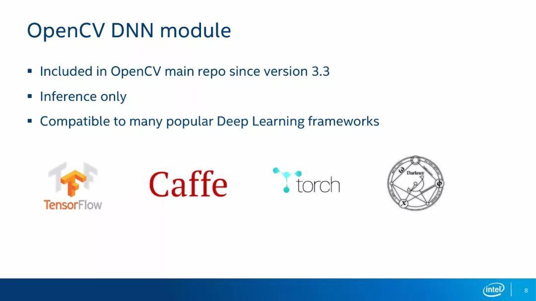 OpenCV 中那些深度学习模块- 开发者头条
