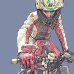 骑摩托的程序员 - 独家号
